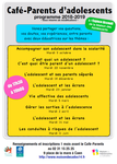 Mardi 29 janvier 2019 à Caen - Café parents d'adolescent : L'adolescent et (...) |inserer_attribut{title