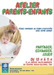 Ateliers parents enfants - Centre socio culturel Caf - Vire |inserer_attribut{title